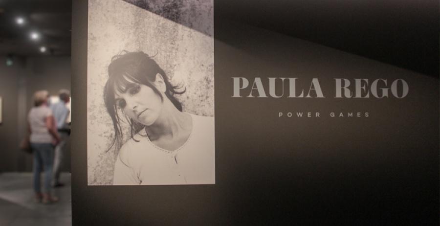 Vídeo da exposição de Paula Rego no Museu de Reede (Antuérpia)
